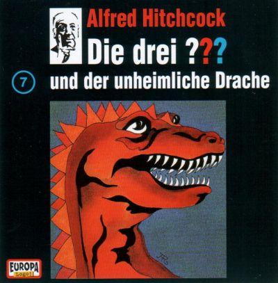 Drei ??? -007- und der unheimliche Drache - CD