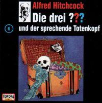 Drei ???, die -006- und der sprechende Totenkopf - CD