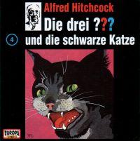 Drei ???, die -004- und die schwarze Katze - CD