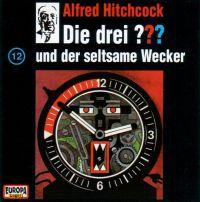 Drei ???, die -012- und der seltsame Wecker - CD
