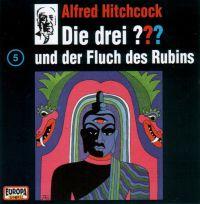 Drei ???, die -005- und der Fluch des Rubins - CD