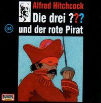 Drei ???, die -034- und der rote Pirat - CD