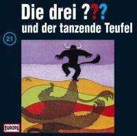 Drei ???, die -021- und der tanzende Teufel - CD