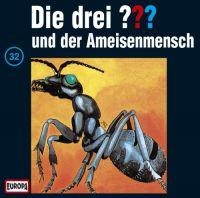 Drei ???, die -032- und der Ameisenmensch - CD