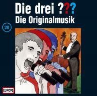 Drei ???, die -029- Die Originalmusik - CD