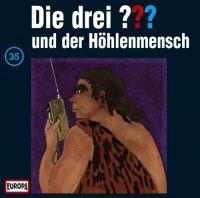 Drei ???, die -033- und der Höhlenmensch - CD