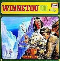 Karl May - Winnetou 3, Folge 2 - E 247 - LP