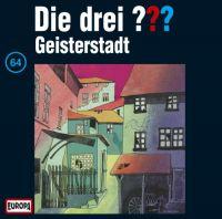 Drei ???, die -064- Geisterstadt - CD