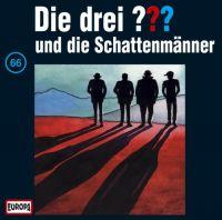 Drei ???, die -066- und die Schattenmänner - CD