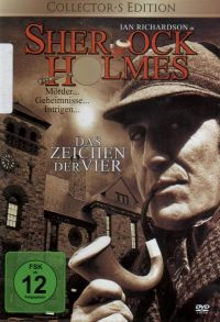 Sherlock Holmes - Das Zeichen der Vier - DVD