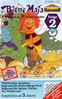 Biene Maja - Karussell - Folgen 1 bis 11 - MC