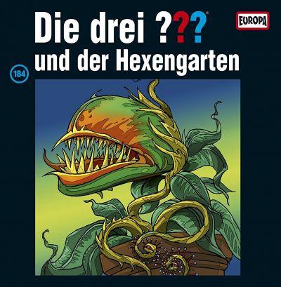 Drei ???, die -184- und der Hexengarten - 2 LP