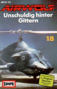 Airwolf -18- Unschuldig hinter Gittern - MC