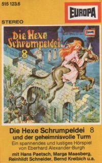 Hexe Schrumpeldei -8- und der geheimnisvolle Turm - MC