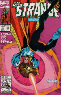 Dr. Strange 1992 - July 43 - Comic