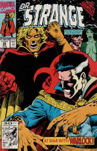 Dr. Strange 1991 - Dec 36 - Comic