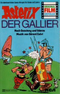 Asterix der Gallier - RCA - MC