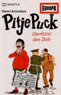 Pitje Puck 7 - überlistet den Dieb - MC