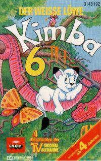 Kimba der weisse Löwe -6- MC