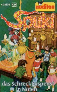 Spuki (3) - das Schreckgespenst in Nöten - MC