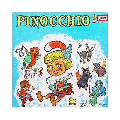 Pinocchio - E 286 - LP