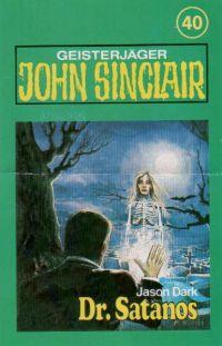 John Sinclair - 040 - Dr. Satanos - MC