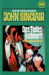 John Sinclair - 089 - Das Todeskabinett - MC