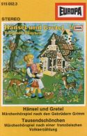 Hänsel und Gretel - Europa - MC