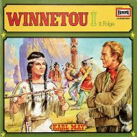 Karl May - Winnetou 1, 2. Folge - LP