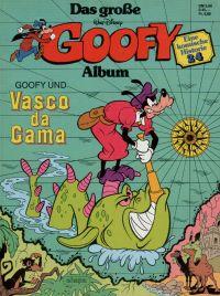 Goofy - das große Album 24 - Vasco da Gama - Comic