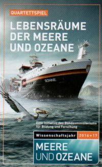 Lebensräume der Meere und Ozeane - Quartett