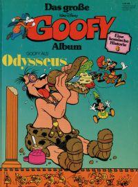 Goofy - das große Album 08 - Odysseus - Comic