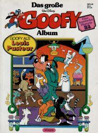 Goofy - das große Album 21 - Louis Pasteur - Comic