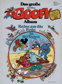 Goofy - das große Album 13 - Reise um die Erde in 80 Tagen - Comic