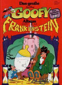 Goofy - das große Album 10 - Frankenstein - Comic