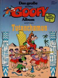 Goofy, das große Album 09 - Tutanchamun - Comic