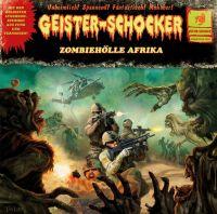 Geister-Schocker - Zomiehölle Afrika - LP