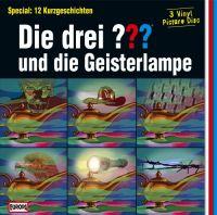 Drei ???, die - und die Geisterlampe - Picture Vinyl - 3 LP