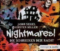 Nightmares! - Die Schrecken der Nacht - 4 CD
