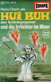 Hui Buh - 22 - und die Irrlichter im Moor - MC