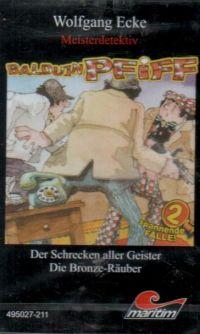 Balduin Pfiff -3- Der Schrecken aller Geister - MC