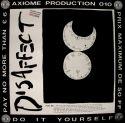 Disaffect - powerless with a guitar - LP
