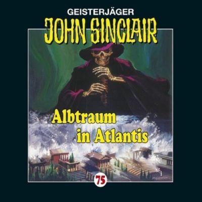 John Sinclair -075- Albtraum in Atlantis - LP (Vinyl)
