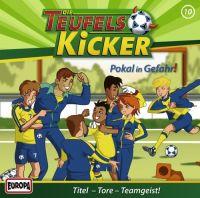 Teufelskicker -10- Pokal in Gefahr - CD