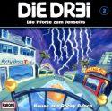 Die Dr3i -2- Die Pforte zum Jenseits - CD