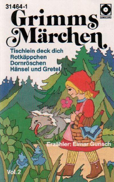 Grimms Märchen - Vol. 2 - MC