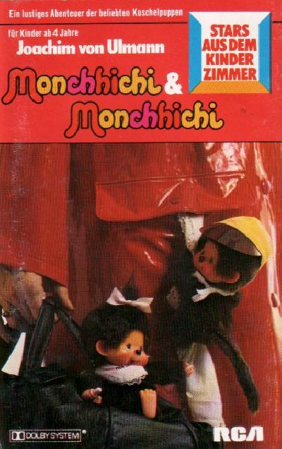 Monchhichi & Monchhich - RCA - MC