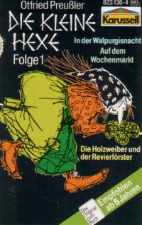 Kleine Hexe, Die - Folge 1 - MC