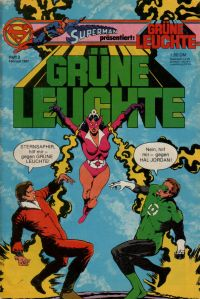 Grüne Leuchte -Heft 02- 1981 - Comic
