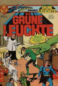 Grüne Leuchte -Heft 10- 1980 - Comic